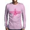 This Girl Can Run Mens Long Sleeve T-Shirt