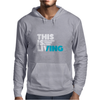 This is Living // Hillsong Young & Free Mens Hoodie