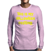 This Is My Halloween Costume Mens Long Sleeve T-Shirt