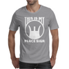 This Is My Peace Sign Mens T-Shirt