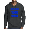 This is not the nerd you seek Mens Hoodie
