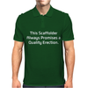 This is Scaffolder. Mens Polo