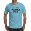 This is What a Veteran Looks Like Mens T-Shirt