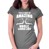 This is What An amazing Uncle Looks Like Womens Fitted T-Shirt