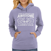This Is What An Awesome 60 Year Old Looks Like Womens Hoodie