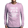 This Is What An Awesome Dad Looks Like Mens Long Sleeve T-Shirt