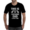 This Is What An Awesome Dad Looks Like Mens T-Shirt