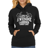 This Is What An Awesome Gardener Looks Like Womens Hoodie