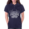 This Is What An Awesome Gardener Looks Like Womens Polo