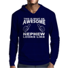 This Is What An Awesome Nephew Looks Like Mens Hoodie