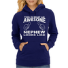 This Is What An Awesome Nephew Looks Like Womens Hoodie