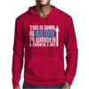 This is What an Awesome Plumber Looks Like Mens Hoodie