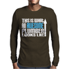 This is What an Awesome Plumber Looks Like Mens Long Sleeve T-Shirt