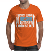 This is What an Awesome Plumber Looks Like Mens T-Shirt
