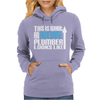 This is What an Awesome Plumber Looks Like Womens Hoodie