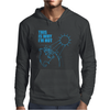 This Is Why I'm Hot Mens Hoodie