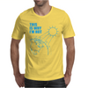 This Is Why I'm Hot Mens T-Shirt
