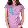 This Is Why I'm Hot Womens Fitted T-Shirt
