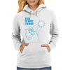 This Is Why I'm Hot Womens Hoodie