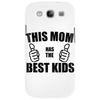 THIS MOM HAS THE BEST KIDS Phone Case