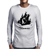 Thomas pirate Mens Long Sleeve T-Shirt