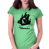 Thomas pirate Womens Fitted T-Shirt