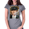 Thomas Shelby Womens Fitted T-Shirt