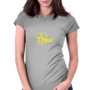 Thorium This B Womens Fitted T-Shirt