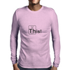 Thorium This Mens Long Sleeve T-Shirt