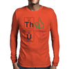 Thorium Uranium thumbs Mens Long Sleeve T-Shirt