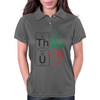 Thorium Uranium thumbs Womens Polo