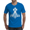 Thors Hammerretro Viking Norse fashion cool Mens T-Shirt