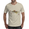 Three climbs to Mont Ventoux Mens T-Shirt