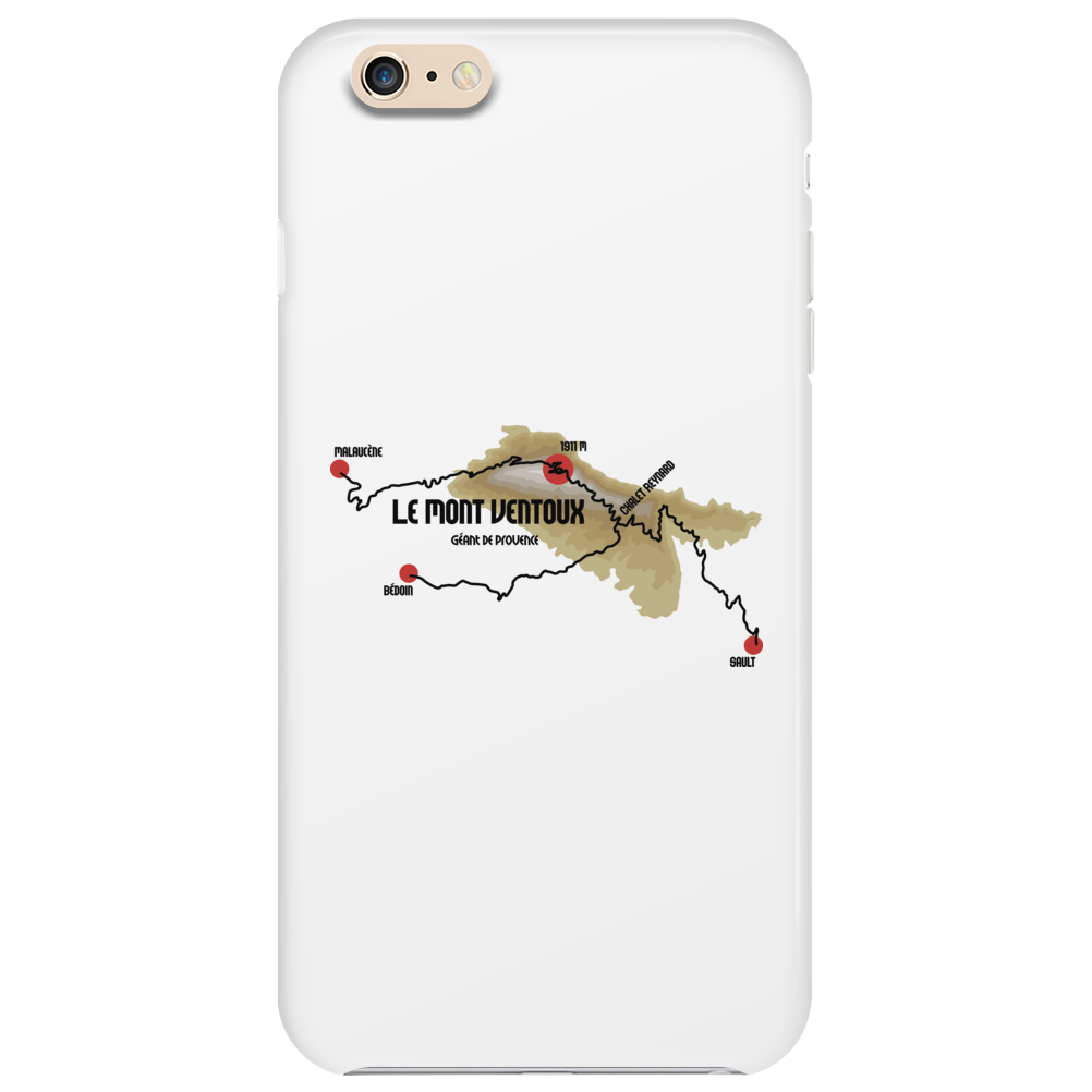 Three climbs to Mont Ventoux Phone Case