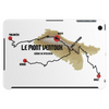 Three climbs to Mont Ventoux Tablet (horizontal)