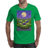 Three cute frogs singing Mens T-Shirt