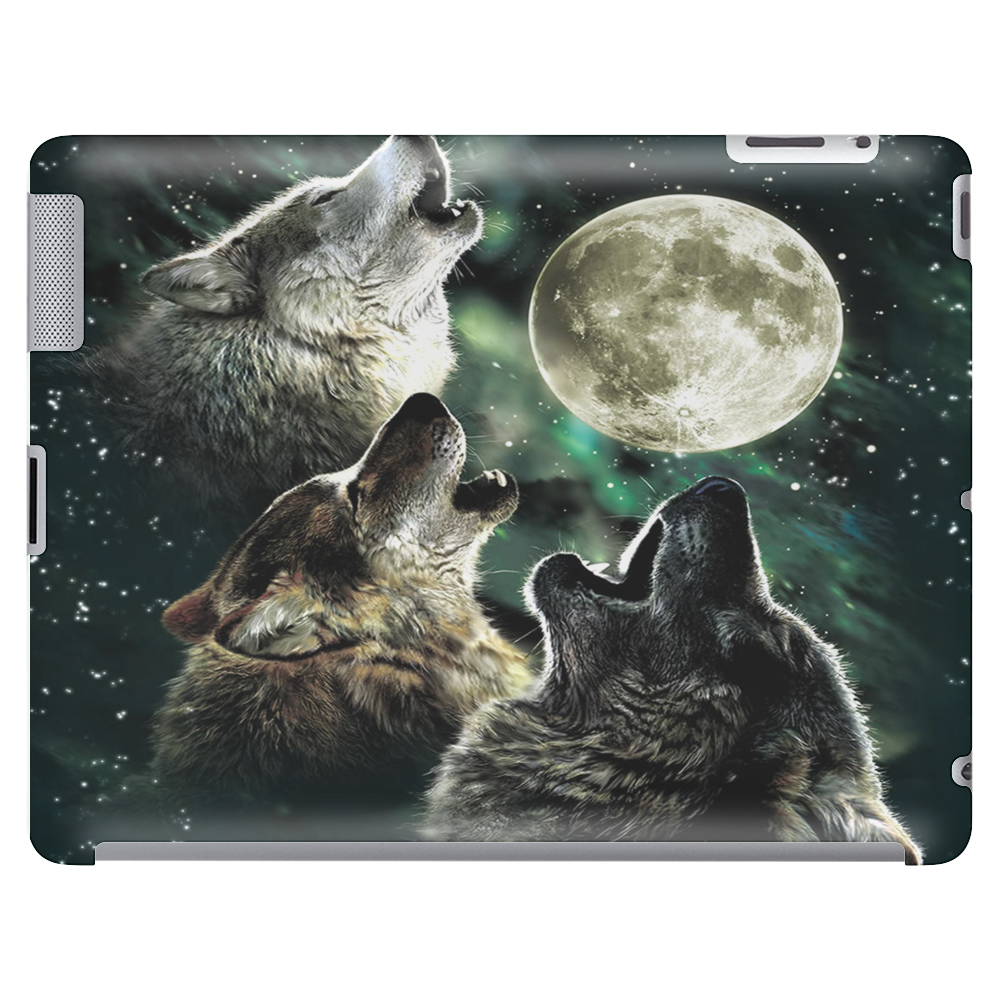 Three wolf moon Tablet