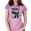 Throwback - Bernie Sanders Womens Fitted T-Shirt