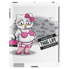 Thug Life Kitty  Tablet (vertical)
