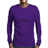 Thugs Need Hugs Mens Long Sleeve T-Shirt