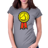 Thumbs up! Womens Fitted T-Shirt