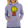 Thumbs up! Womens Hoodie