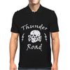 Thunder Road Mens Polo