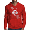 Tide Goes In & Out Mens Hoodie