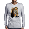 Tiger Claw Mens Long Sleeve T-Shirt