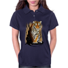Tiger Claw Womens Polo