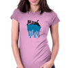 Tiger Drips Womens Fitted T-Shirt