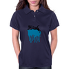 Tiger Drips Womens Polo
