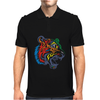 TIGER HEAD Mens Polo