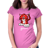 TIGER Womens Fitted T-Shirt